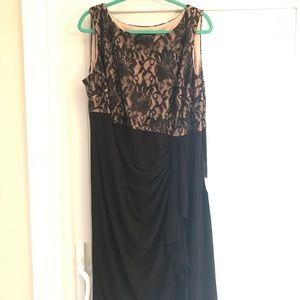 Size 14w R&M Richards cocktail dress